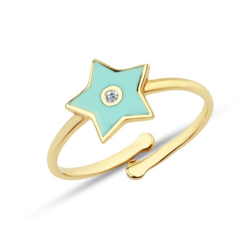 Star Mini Gümüş Yüzük